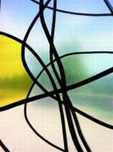 détails vitraux WOOL