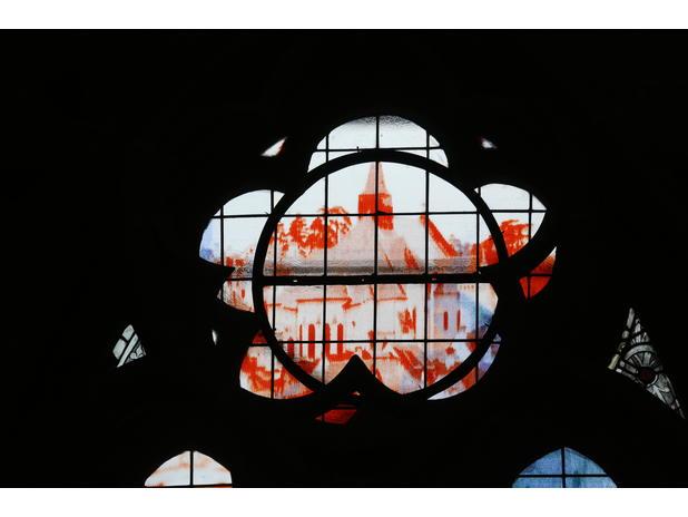 Cathédrale de Tours - détail