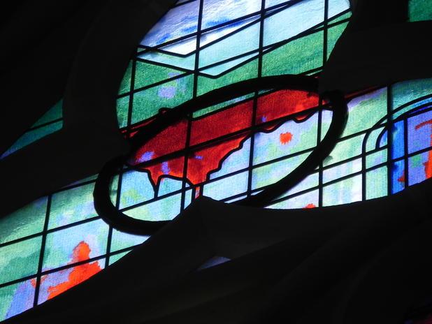 Cathédrale de Tours - détail réseau