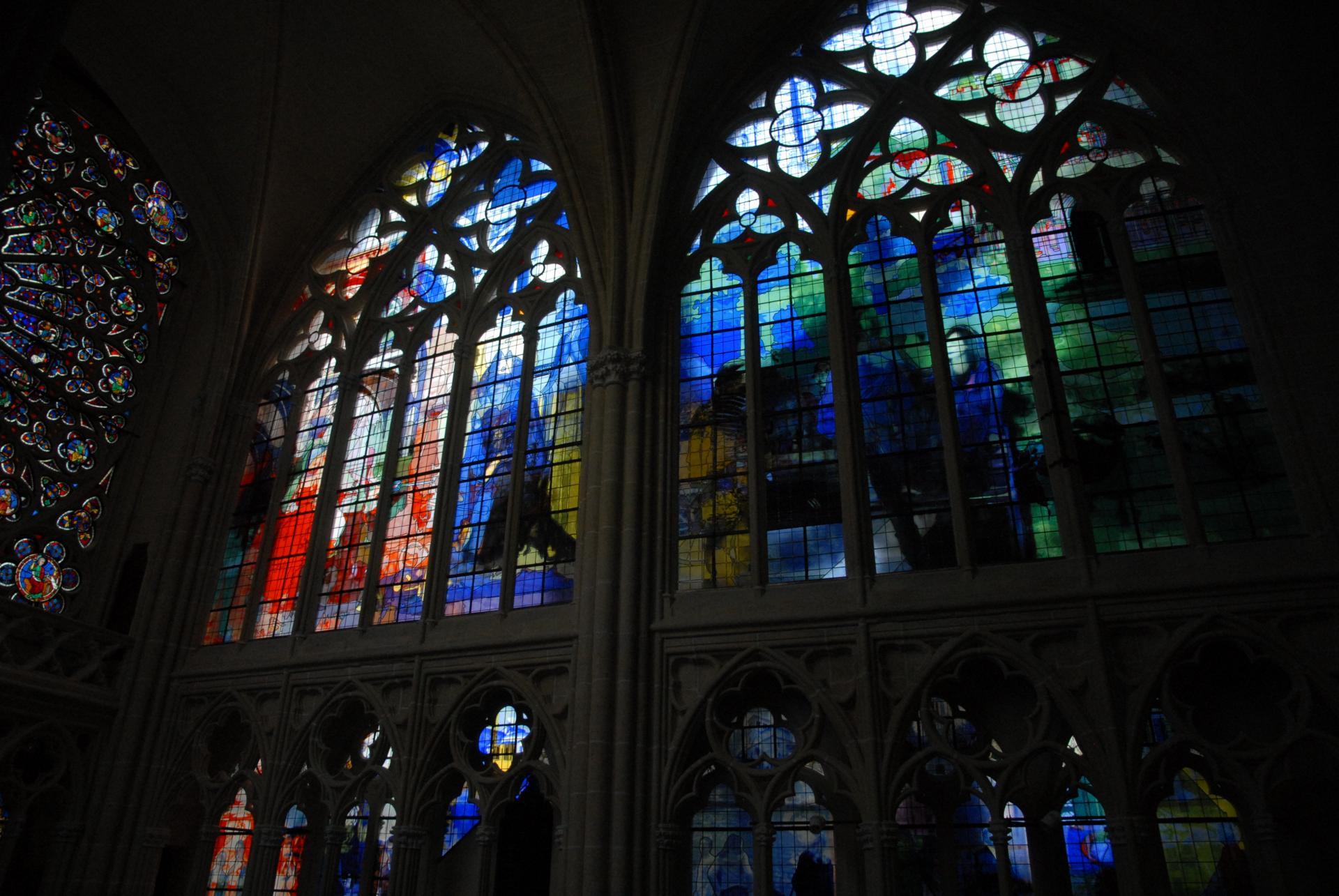 Création Cathédrale de Tours