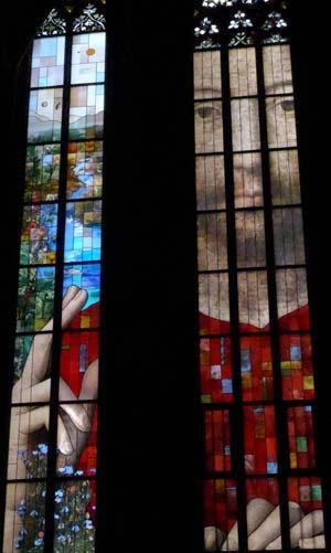 Création 1000 ans Cathédrale Strasbourg